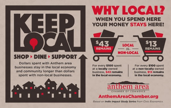 Anthem Area of Chamber - Keep Local