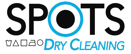 SPOTS Dry Cleaning logo