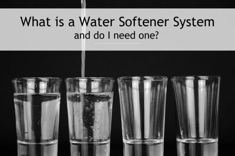 Do I need a water softener?