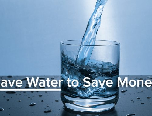 Save Water to Save Money