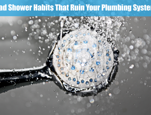 Bad Shower Habits That Ruin Your Plumbing System