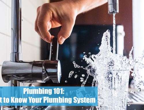 Plumbing 101: Get to Know Your Plumbing System