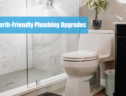 5 Earth-Friendly Plumbing Upgrades